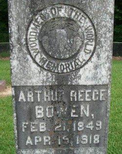 Arthur Reece Bowen
