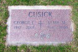 Alma M. Cusick