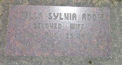 Stella Sylvia Addie