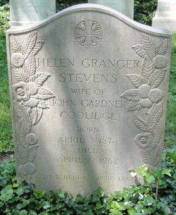 Helen Granger <i>Stevens</i> Coolidge
