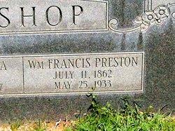 William Francis Preston Bishop