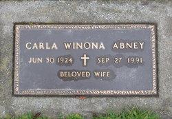 Carla Winona Abney