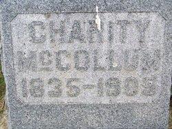 Charity <i>Osmun</i> McCollum