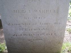 Mercy <i>Otis</i> Warren