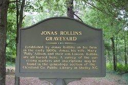 Jonas Rollins Cemetery