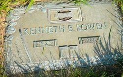 Kenneth E Bowen
