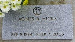 Agnes Rebecca <i>McCain</i> Hicks