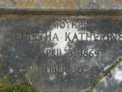 Martha Katherine <i>Giles</i> Claytor