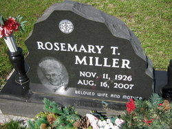 Rosemary Theresa <i>Doyle</i> Miller