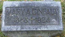 Maria Anna <i>Henigsmith</i> Einfalt