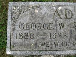 George William Adam