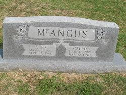 Callie Buford <i>Young</i> McAngus
