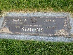 Shelby Jean <i>Ledbetter</i> Simons