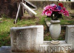 Flossie Alexander