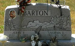 Jerry F Barton