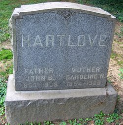 Caroline W. <i>Bailey</i> Hartlove