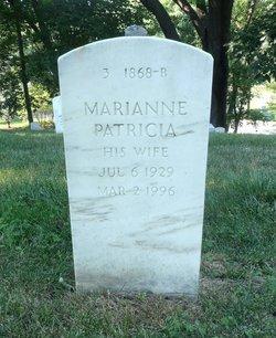 Marianne Patricia <i>Jones</i> Buchanan