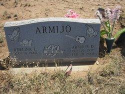 Adelina <i>Sanchez</i> Armijo