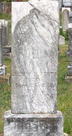 Julianna S. Julia <i>Dannenberg</i> Alberty