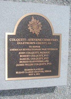 Robert Colquitt