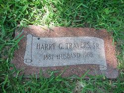 Harry George Travers