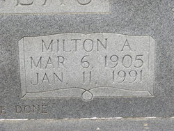 Milton A Boulineau