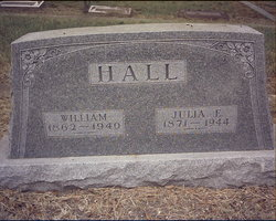 Julia Etta <i>Shell</i> Hall
