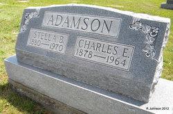 Stella Belle <i>Musgrove</i> Adamson