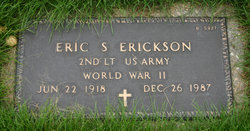 Eric S Erickson