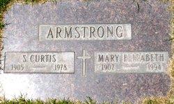 Mary Elizabeth <i>Kane</i> Armstrong