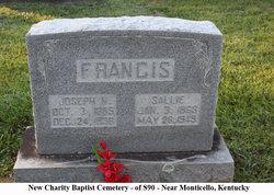 Sallie <i>Rankin</i> Francis