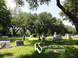 William H Calvert