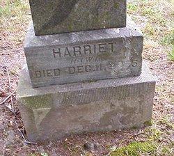 Harriet <i>Casteel</i> Bouscher