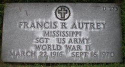 Francis Ransom Autrey