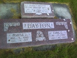 Cycil G Dayton