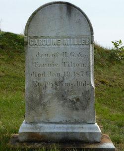 Caroline <i>Tilton</i> Miller