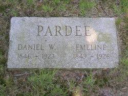 Daniel Walker Pardee