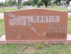 Edith Laura <i>Thornbrugh</i> Martin