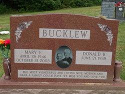 Mary Ellen Bucklew