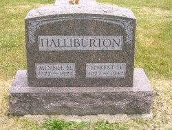 Minnie Mae <i>Boney</i> Halliburton