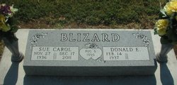 Sue Carol <i>Ross</i> Blizard