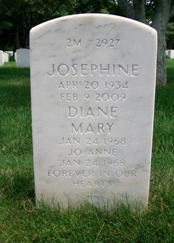 Josephine Theresa <i>Maccarone</i> Ahrens