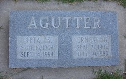 Ernest George Elliot Agutter