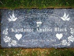 Kaydance Analise Black