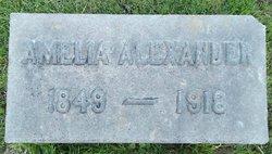Amelia Alexander