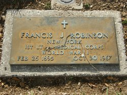 Francis J Robinson