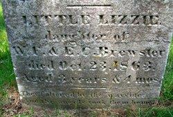 Lizzie W Little Lizzie Brewster