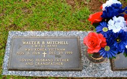 Walter Benjamin Mitchell