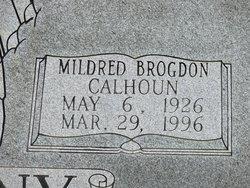 Mildred <i>Brogdon</i> Garmany