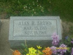 Alan R Brown